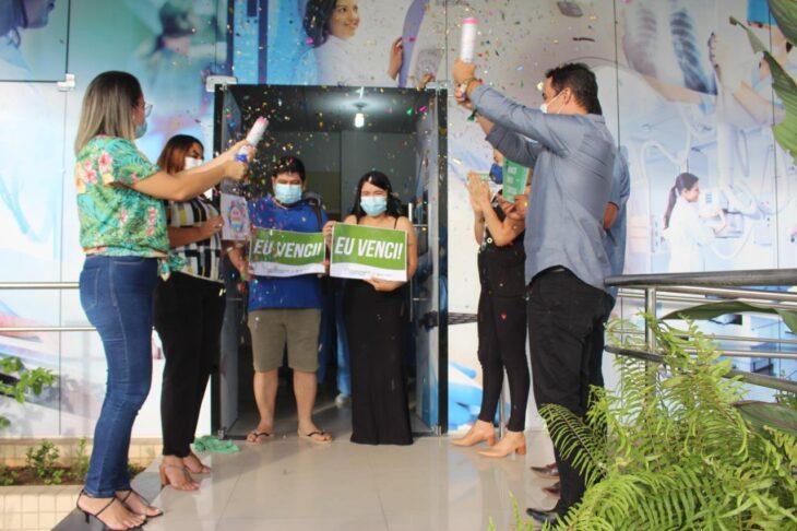 Covid-19: Duzentos pacientes já tiveram alta após tratamento no Piauí