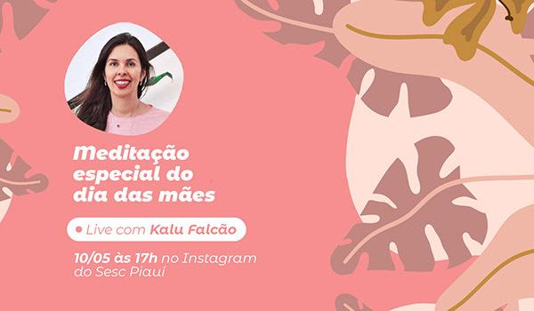 Sesc promove meditação especial para o Dia das Mães