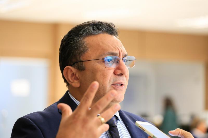 Após operação da PF, vereador Dudu mostra apoio ao senador Ciro Nogueira