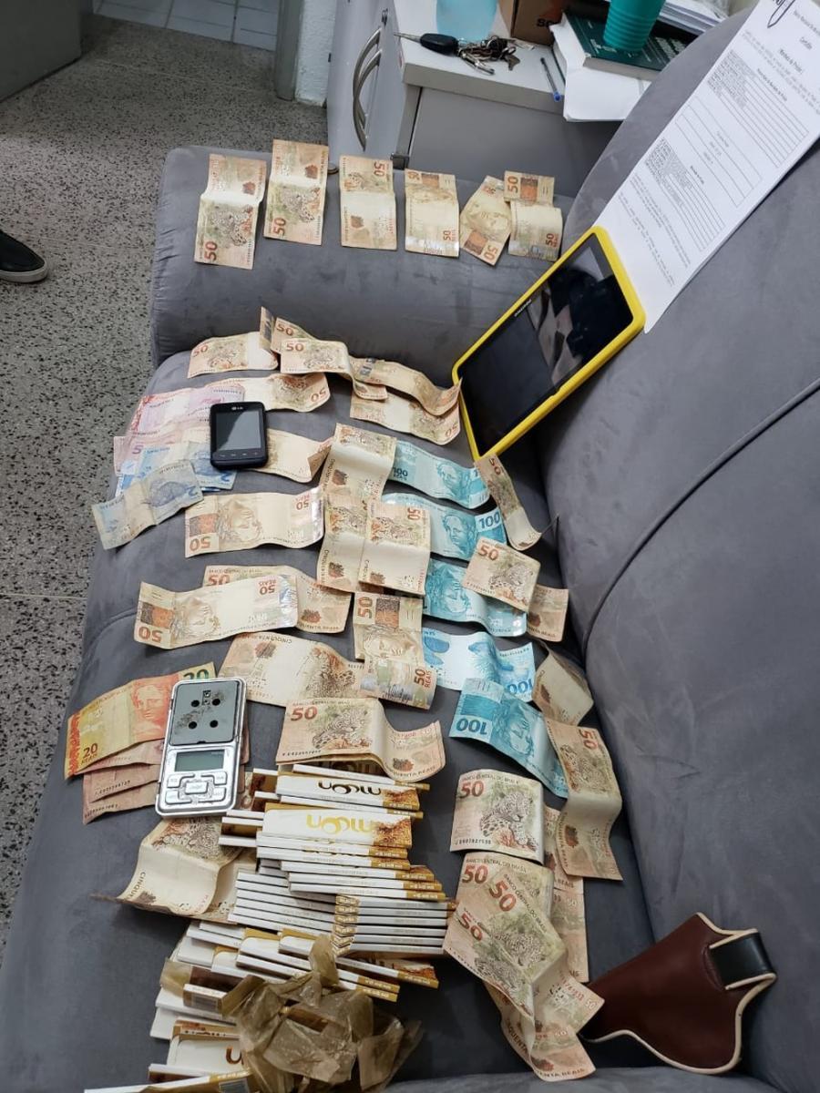 Foragido da Major César é preso vendendo drogas na Zona Norte de Teresina
