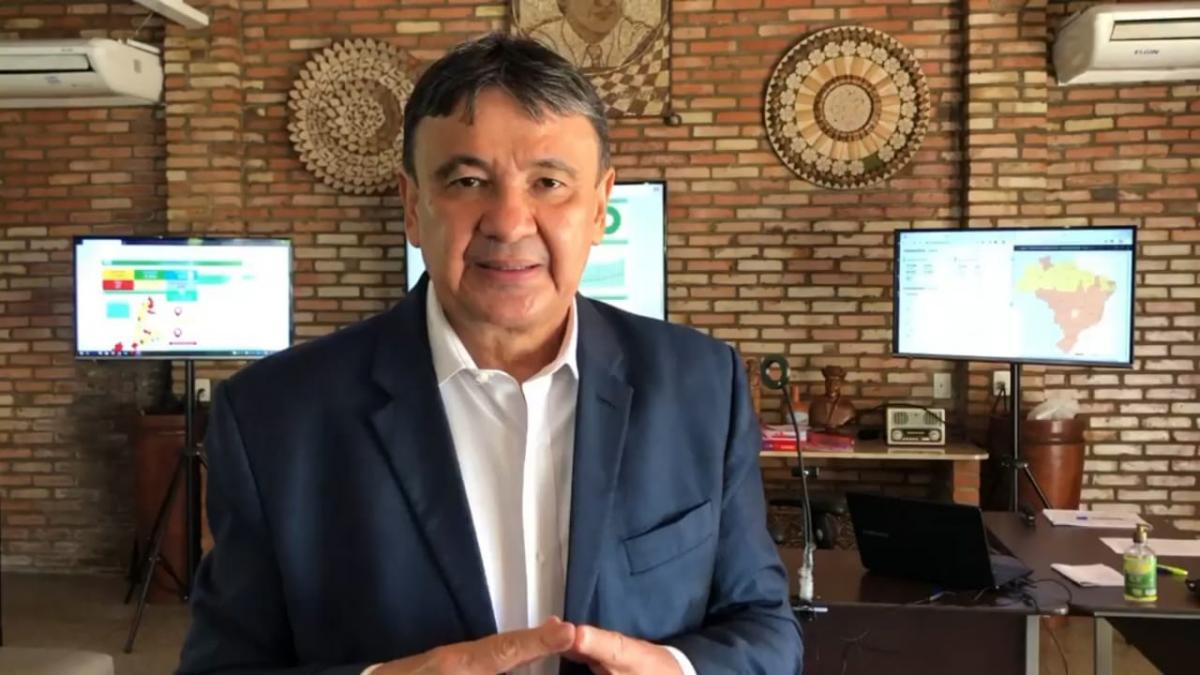 Governador anuncia Lei Seca e medidas mais rígidas no combate a Covid-19