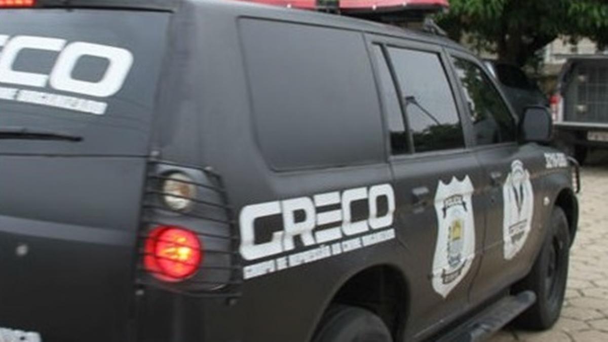 Suspeitos de roubo são presos pela Polícia em Teresina