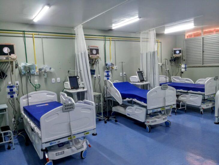 Teresina atinge quase 70% de ocupação de UTIs para atendimento de Covid-19