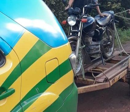 PM recuperou sete veículos apenas na segunda-feira (18) no Piauí