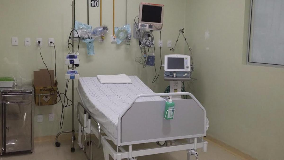 Ministério da Saúde habilita novos leitos de UTI no Piauí para atendimento de pacientes com Covid-19
