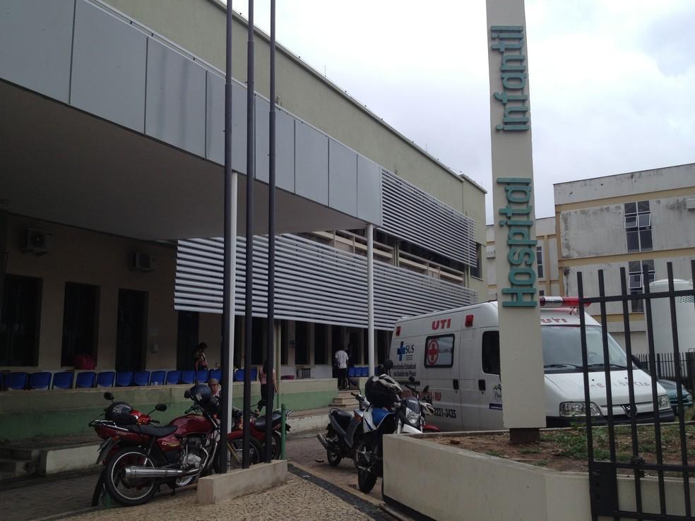 Hospitais de Teresina estão com 100% de ocupação dos leitos de UTI