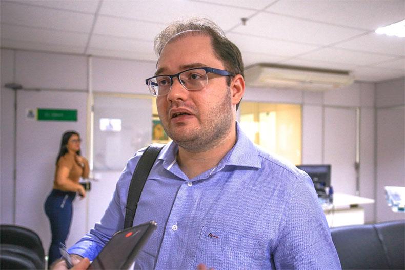 Diretor do Hospital Natan Portela, José Vieira Noronha é internado com Covid-19
