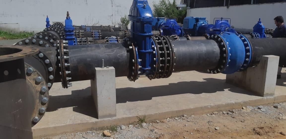 Zona Leste de Teresina terá abastecimento de água suspenso para obras
