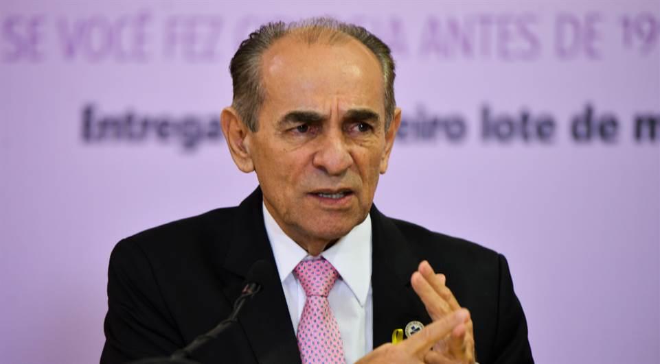 Número de celular do senador Marcelo Castro é clonado por criminosos
