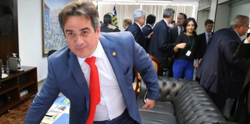 Ex-assessor fala à PF que transportava dinheiro em malas para Ciro Nogueira