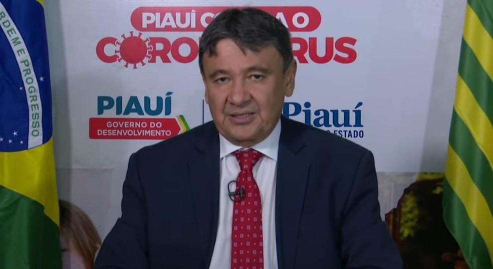 Governador do Piauí decreta novamente medidas mais rígidas para o fim de semana