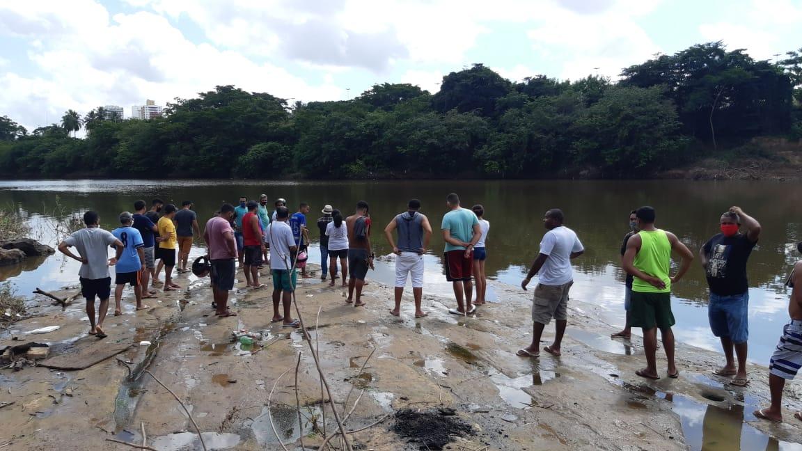 Vítima de afogamento, corpo de homem é encontrado no rio Poty