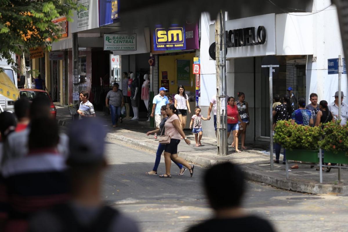 Prefeitura anuncia os critérios para retomada do comércio em Teresina