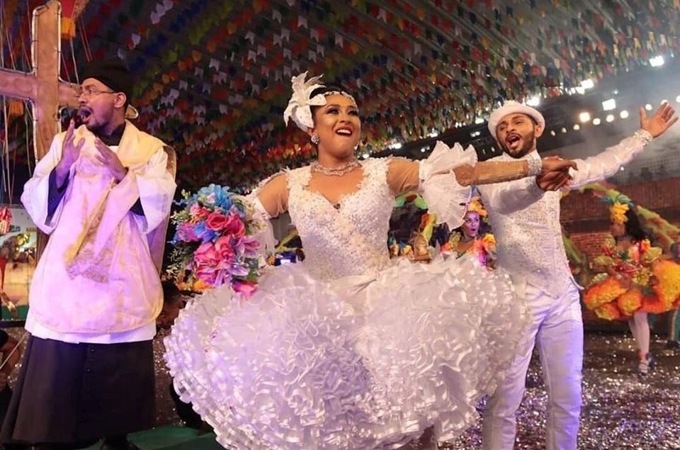 Governo transmite apresentação de quadrilhas juninas por meio de live