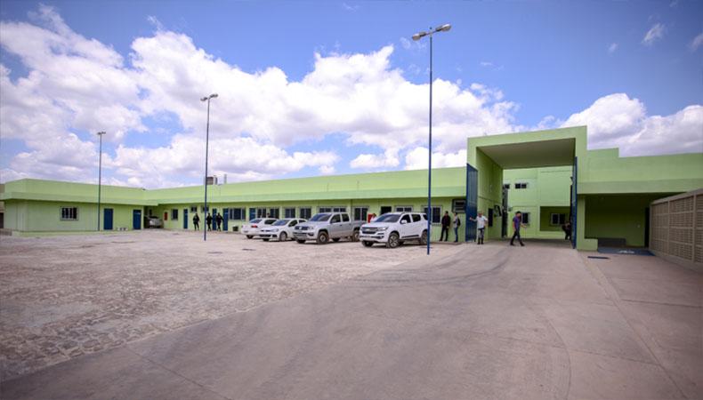 Detentos da Cadeia Pública de Altos recebem alta médica
