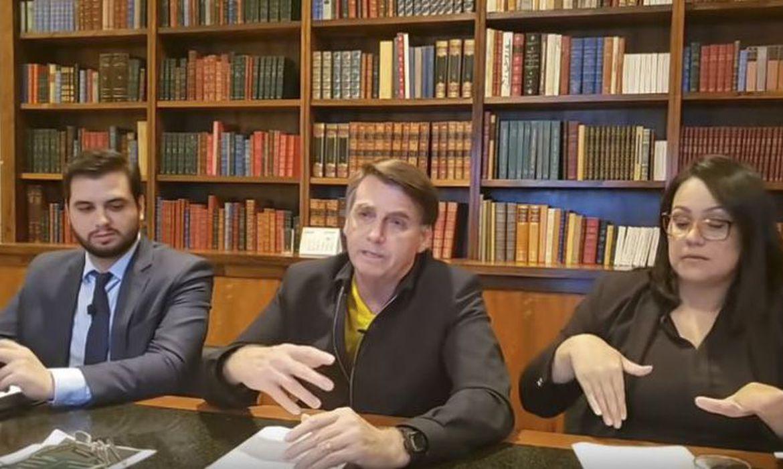 Auxílio Emergencial terá mais duas parcelas, afirma presidente em Live