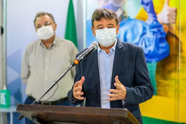 Governador anuncia prorrogação do isolamento social e flexibilização de alguns setores