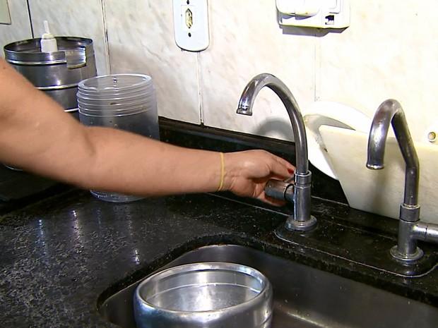 Bairros de Teresina ficam sem abastecimento de água na noite de quarta-feira