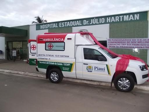 Hospitais do Norte do Piauí tem quase 100% dos leitos ocupados com pacientes