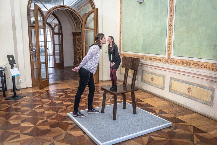 Você vai se surpreender com o Illusion Art Museum, em Praga