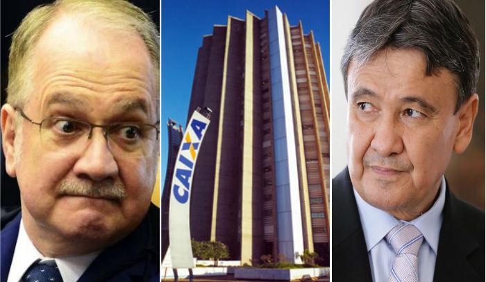 Caixa informa ao ministro Fachin que Governo do Piauí não realizou devida prestação de contas de empréstimo