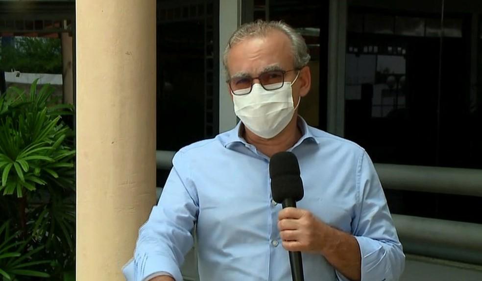 """""""Teresina atingiu platô de circulação do Coronavírus"""", diz prefeito Firmino Filho"""
