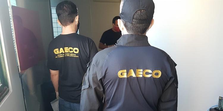 GAECO cumpre mandados em Teresina em investigação por fraude em licitação de equipamentos