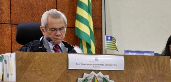 Paes Landim diz que TRE não tolerará crimes e fake news