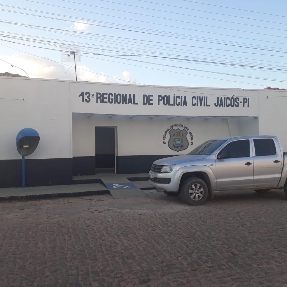 Suspeito de estuprar filhas de 5 e 12 anos é preso no Sul do Piauí
