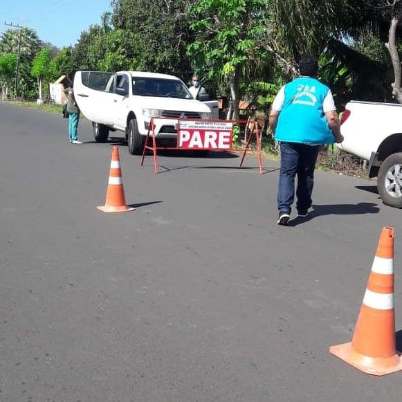 Barreiras sanitárias no litoral do Piauí intensificam ações contra a Covid-19