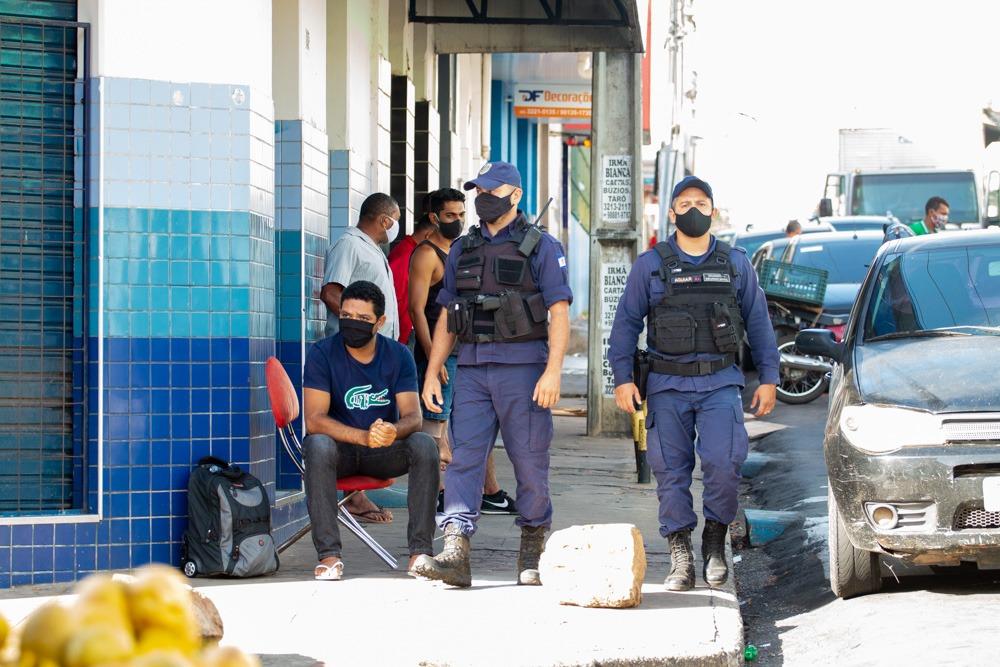 Guarda Municipal interdita quase 7 mil estabelecimentos irregulares