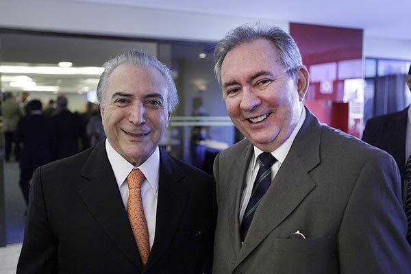 Piauiense João Henrique Sousa será o coordenador da campanha presidencial do MDB