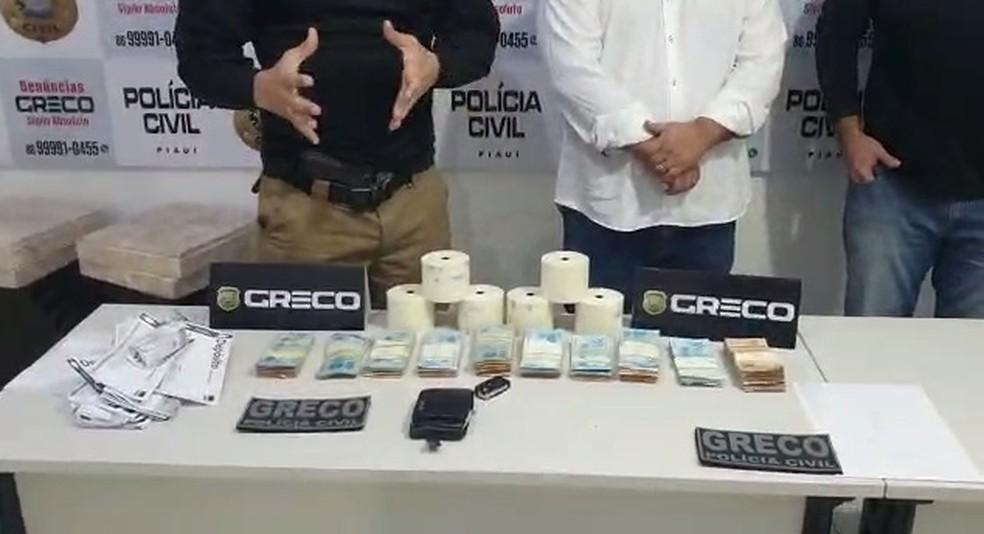 Polícia prende suspeitos de sequestrarem gerente de banco e família em Teresina