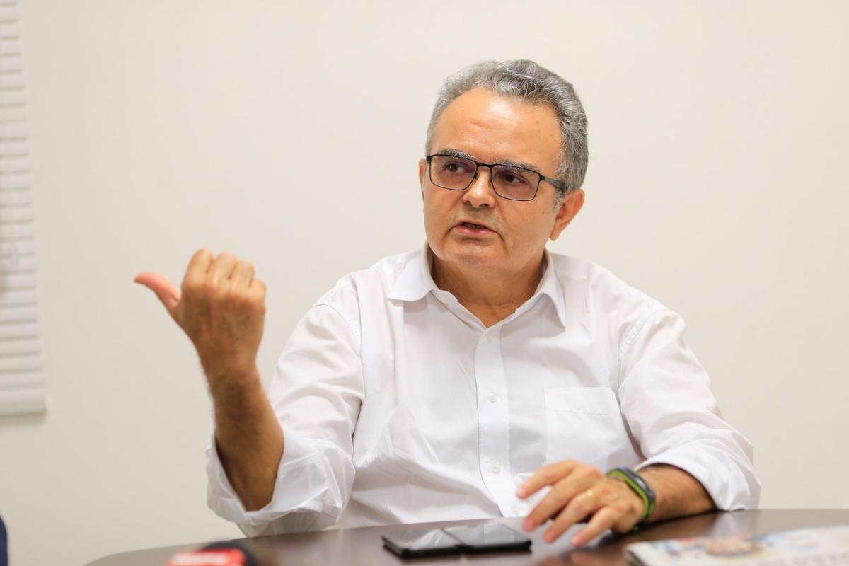 Presidente do Sindlojas, Tertulino Passos critica adiamento da reabertura do comércio