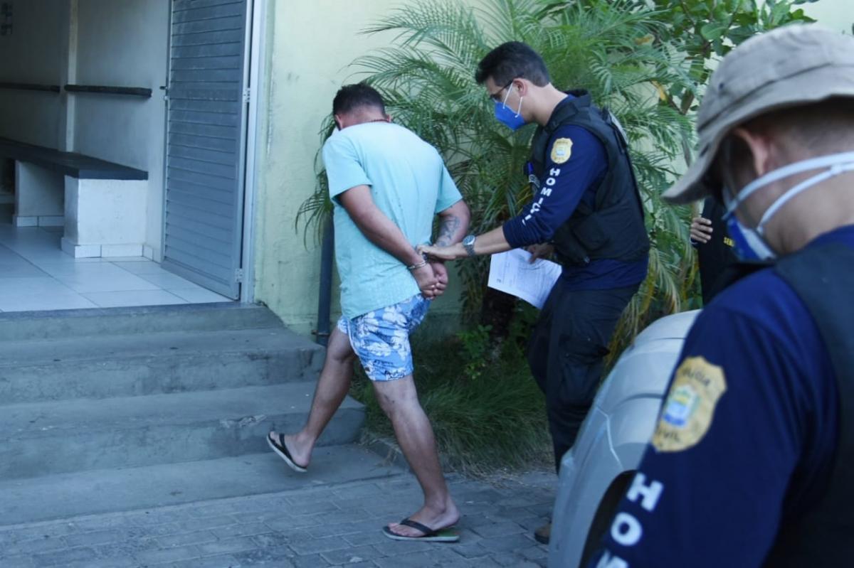 Sargento da PM é preso por tentativa de feminicídio