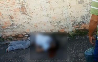 Pedreiro é morto com vários tiros na cabeça em avenida da zona Leste de Teresina