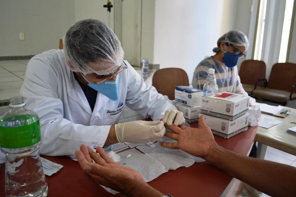 FMS cria centros para testagem de contatos de pacientes com Covid-19