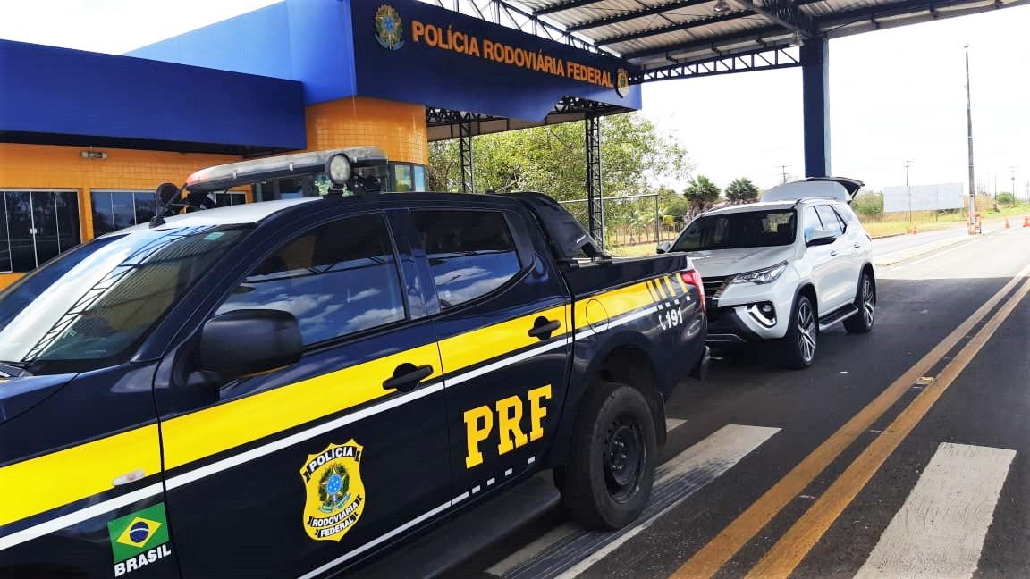 Homem é preso com carro de luxo adulterado em Campo Maior