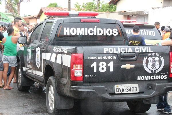 Homem é executado a tiros no bairro Parque Brasil