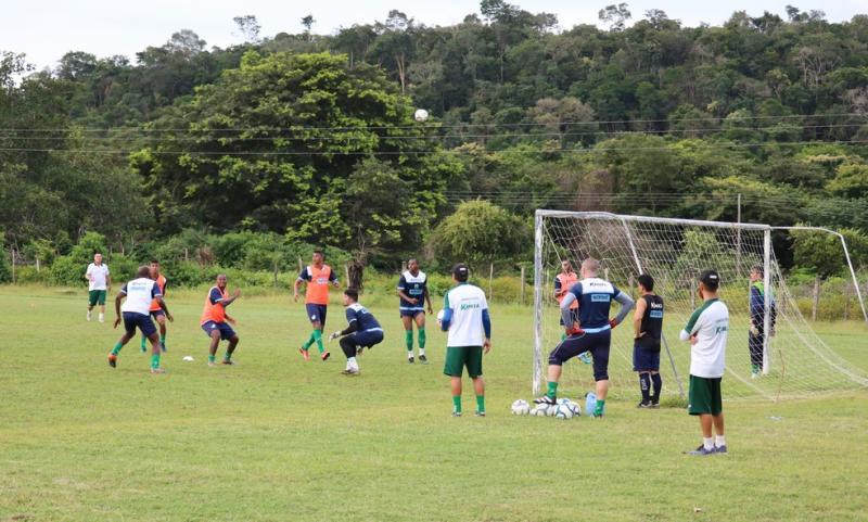 Altos joga hoje contra o Assu-RN pela segunda rodada da Série D