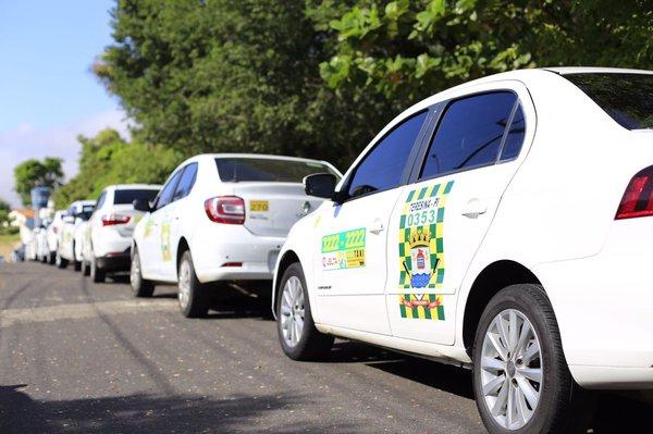Strans prorroga renovação de alvará dos taxistas para janeiro de 2021