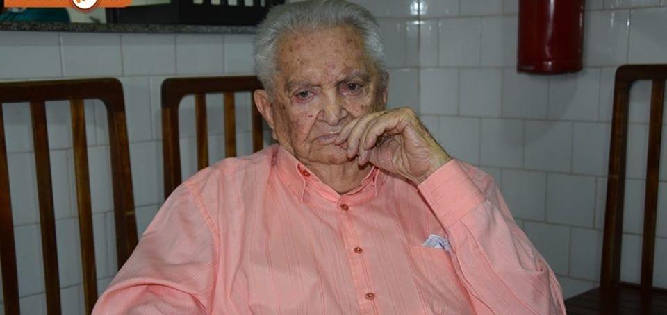 Ex-prefeito de Picos, Dr. Oscar Neiva Eulálio morre aos 89 anos