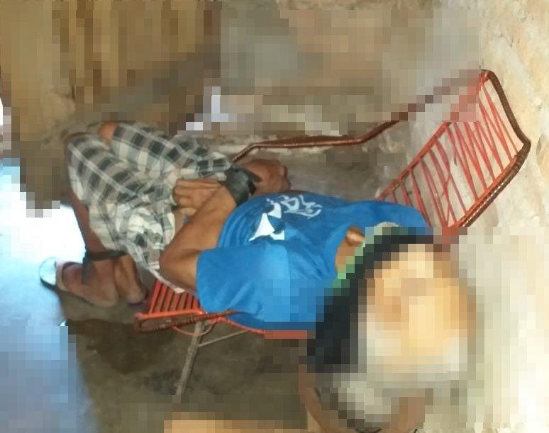 Corpo de idoso é encontrado amordaçado no Norte do Piauí