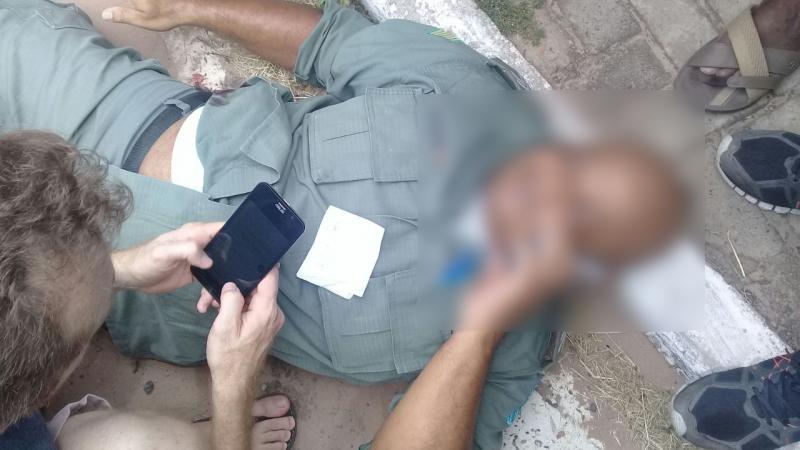 Policial Militar é baleado na zona Leste de Teresina
