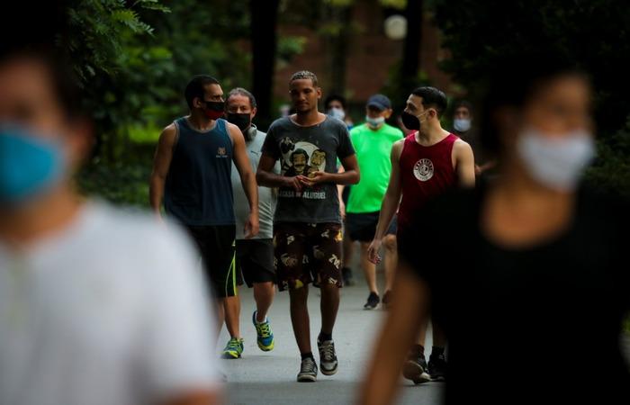 Sesapi alerta que atividades ao ar livre não excluem obrigatoriedade do uso de máscaras