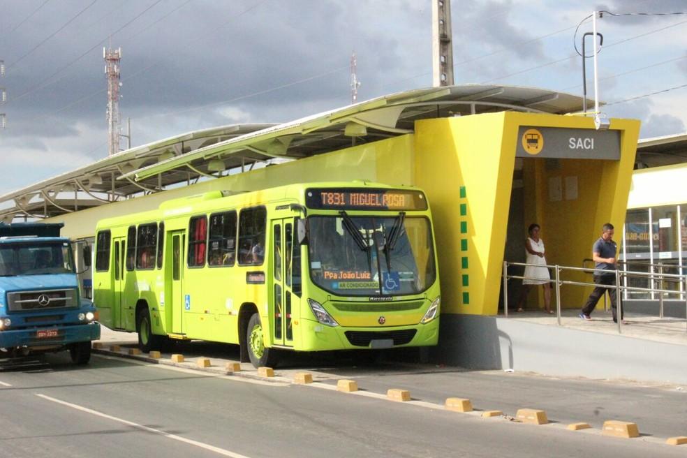 Strans monitora transportes públicos em Teresina para evitar aglomerações