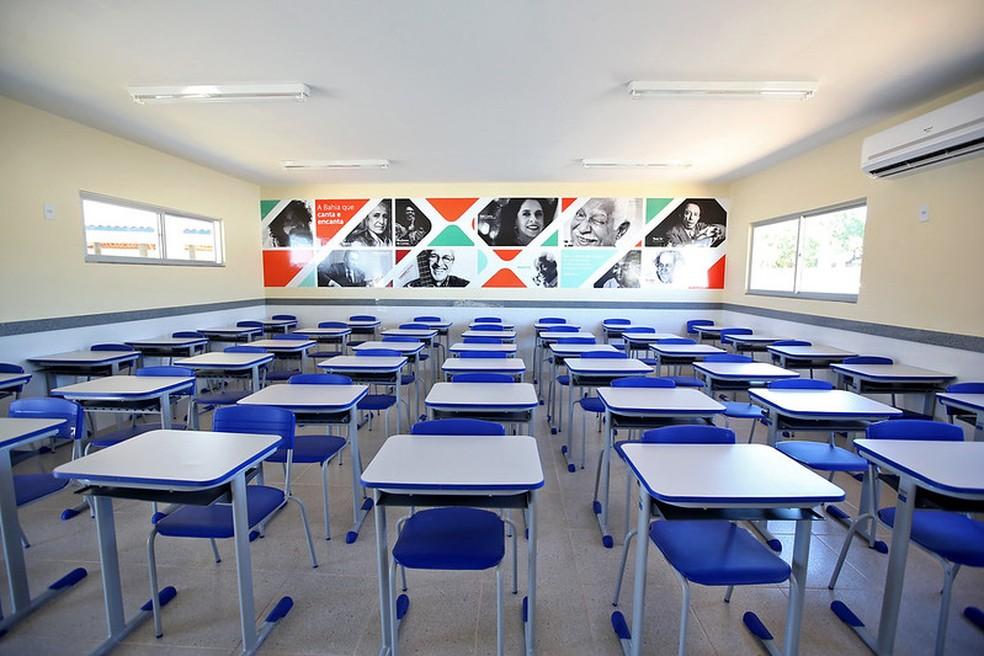 Aulas da rede municipal de ensino estão suspensas por tempo indeterminado