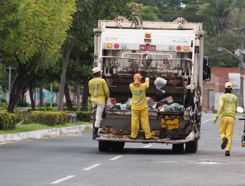 Prefeitura reforça orientações sobre descarte de resíduos em período de pandemia