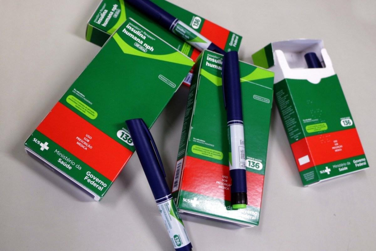 FMS vai disponibilizar canetas para aplicação de insulina em diabéticos