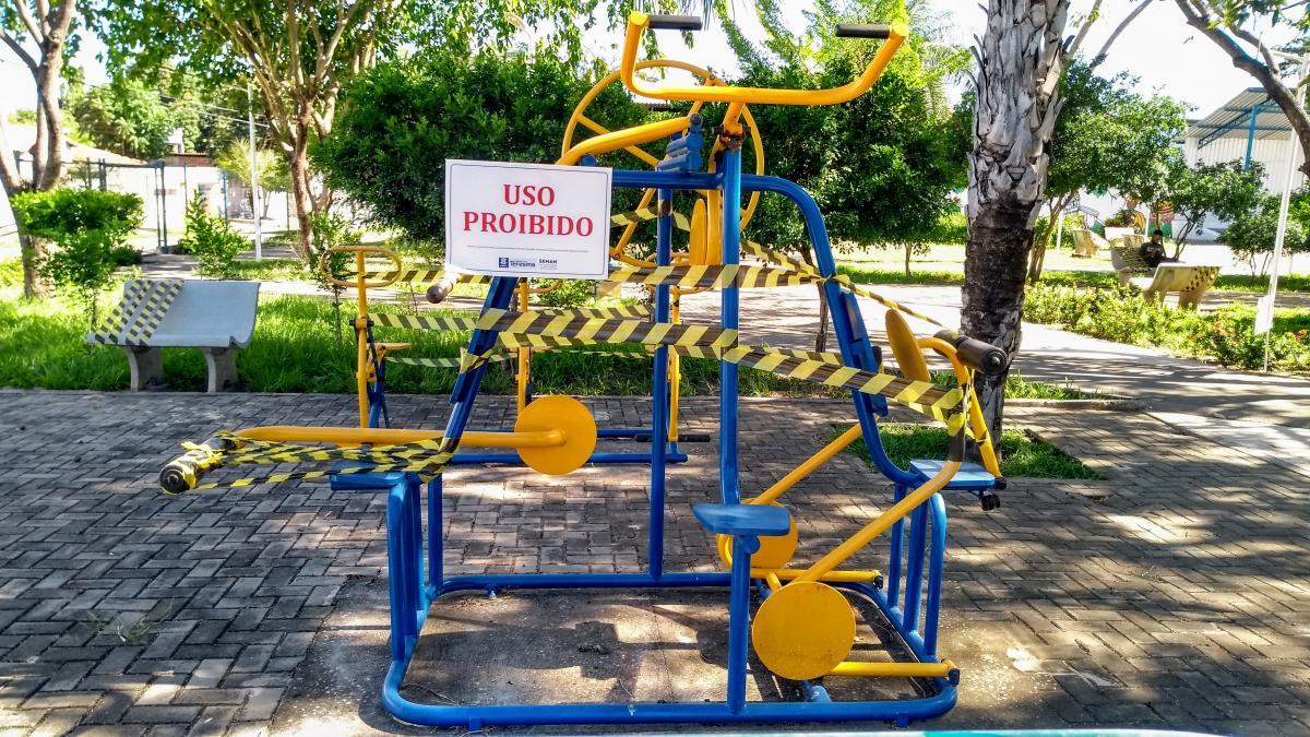 Parque da Macaúba voltará a funcionar nesta quinta (06) e sexta-feira (07)